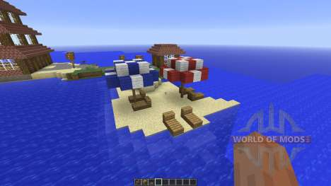 Vacation House pour Minecraft