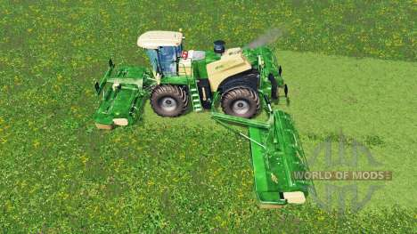 Krone Big M 500 für Farming Simulator 2015