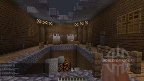 Mansion CLASSIC für Minecraft