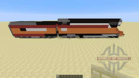 Southern Pacific pour Minecraft