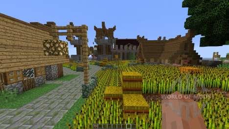 Guldoria Medieval für Minecraft
