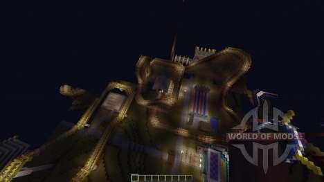 Theme Park für Minecraft