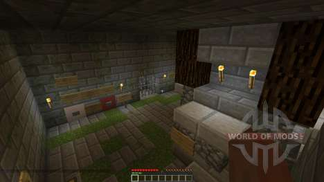 Seeker Chronicles Episode 1 pour Minecraft