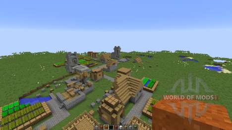 Forces of nature pour Minecraft