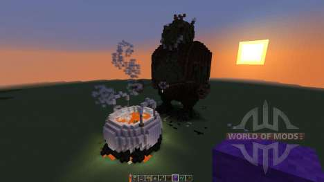Orc dinner pour Minecraft