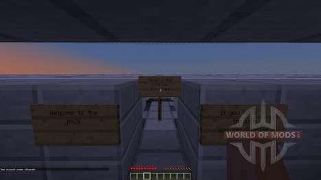Maze pour Minecraft
