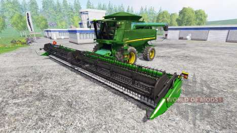 John Deere 9870 STS für Farming Simulator 2015