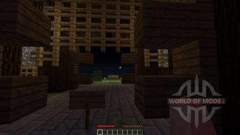 SubSide Factions Server Spawn für Minecraft