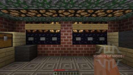 Minecraft Slender Forest pour Minecraft