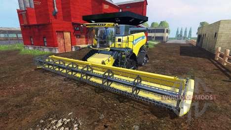 New Holland CR10.90 [crawler] v2.5 für Farming Simulator 2015