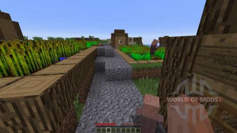 Minecraft Custom Map pour Minecraft