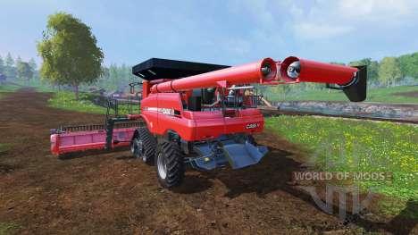 Case IH Axial Flow 9230 [crawler] pour Farming Simulator 2015