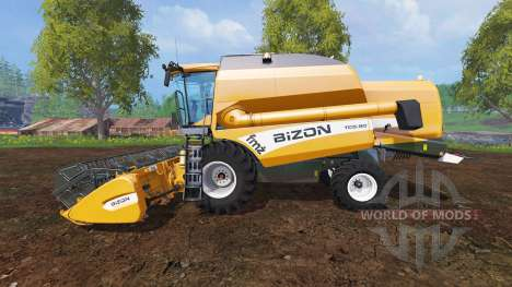 Bizon TC5.90 Prototype v1.2 für Farming Simulator 2015
