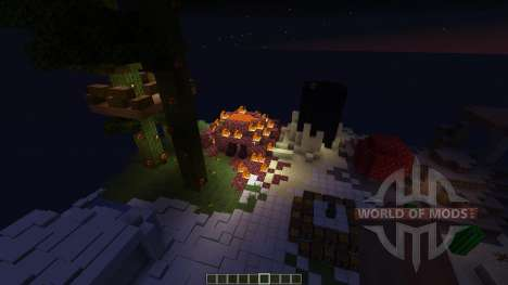 Clash of Biomes pour Minecraft