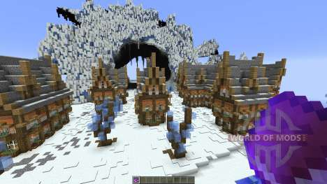 The Temple of Haedra pour Minecraft