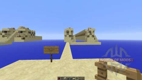 Minecraft Fast and cheap Piston Traveling für Minecraft
