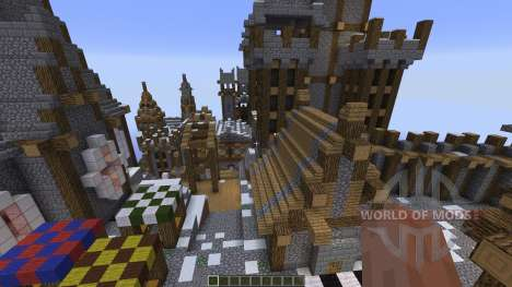 City of BjornBurg pour Minecraft
