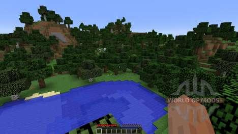 Survival Server Spawn für Minecraft