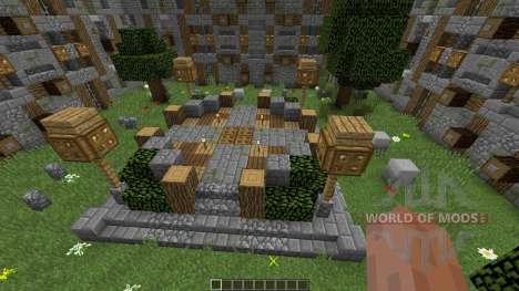 Epic Minecraft Castle pour Minecraft