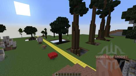 Trees & Things für Minecraft