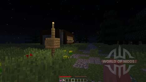 Pelbwest Village of Eternal Nigh pour Minecraft