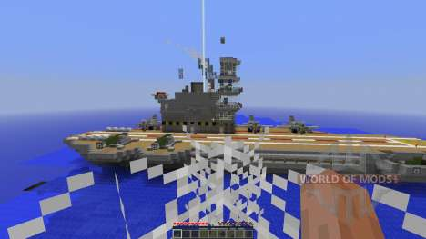 Day D Normandy invasion pour Minecraft