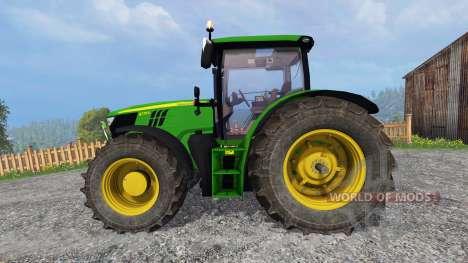 John Deere 6170R v2.1 für Farming Simulator 2015