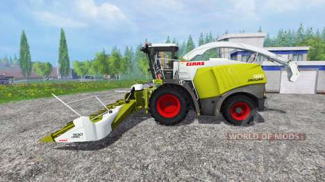 CLAAS Jaguar 980 v2.0 für Farming Simulator 2015