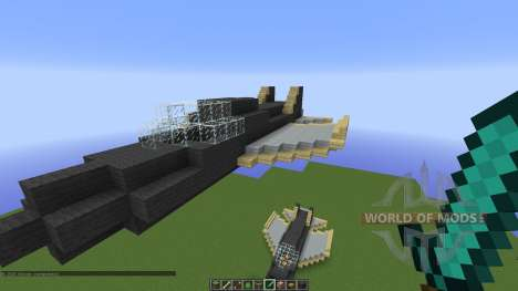 Warplane für Minecraft