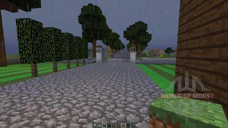 Sharpen pour Minecraft