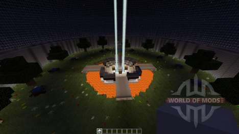 Hunger Games Death Match Arena für Minecraft