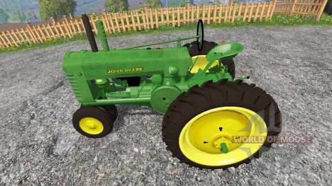 John Deere Model A pour Farming Simulator 2015