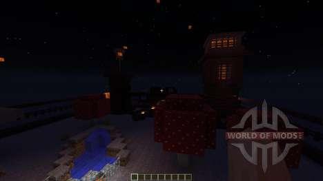 TNT Wars für Minecraft