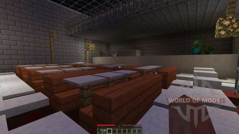 Escape from Coldwraith Prison für Minecraft