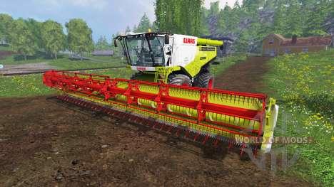 CLAAS Lexion 770 [washable] pour Farming Simulator 2015