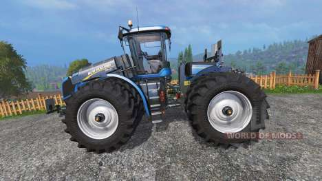 New Holland T9.670 DuelWheel pour Farming Simulator 2015