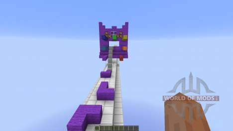 minecraft sonic colors map pour Minecraft