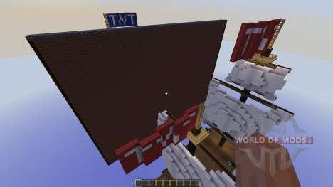 TNTWars Ships für Minecraft