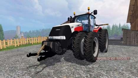 Case IH Magnum CVX 340 v3.0 für Farming Simulator 2015
