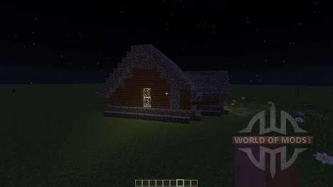 Medieval House für Minecraft