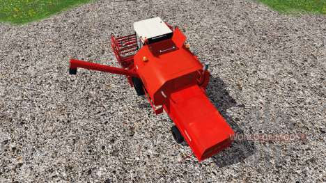 Bizon Z058 v1.5 für Farming Simulator 2015