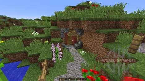 Hobbiton Settlement für Minecraft