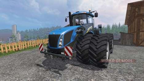 New Holland T9.565 Duel Wheel v2.0 pour Farming Simulator 2015