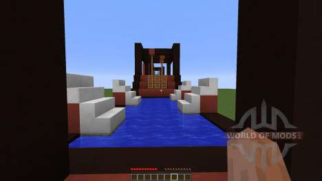 Minecraft Ninja Warrior für Minecraft