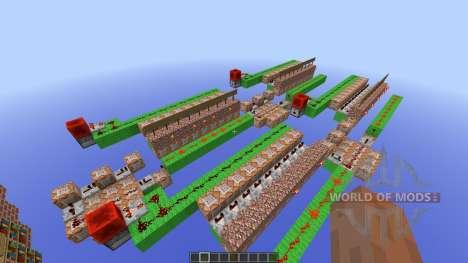 Custom Crafting Recipes pour Minecraft