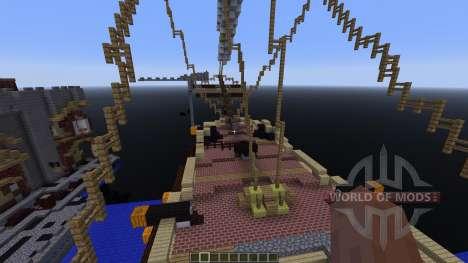 Zah Mona Leo pour Minecraft
