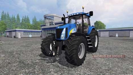 New Holland TG 285 pour Farming Simulator 2015