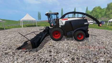 CLAAS Jaguar 980 v1.1 für Farming Simulator 2015