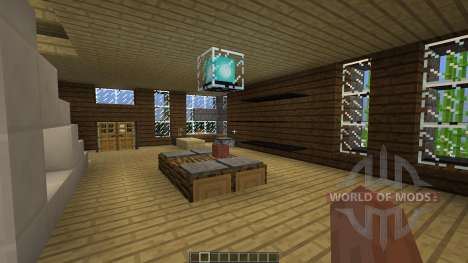 Contrast A Minimal Modern Home pour Minecraft