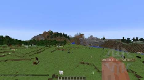 UHC Map Setup für Minecraft